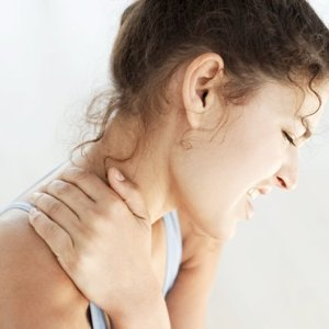 The aching neck of a Fibromyalgia patient